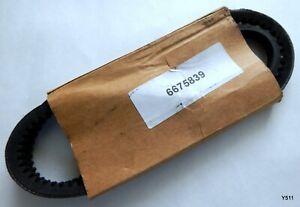 Alternator Belt for Bobcat Loaders 863 864 873 883 A220 A300 S250 T200