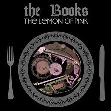 The Books Lemon Of Pink Vinyl LP Record & MP3 remastered reissue indie album NEW