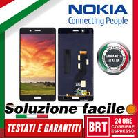 DISPLAY LCD+TOUCH SCREEN ORIGINALE NOKIA 8 N8 TA-1012 TA-1004 1052_VETRO SCHERMO
