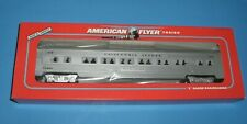 American Flyer Western Pacific Silver Palace Vista Dome Passenger #6-48929 NIB