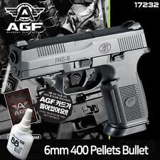 Academy FNS-9 Handgun Pistol Airsoft Shot Gun Military Kit17232 + 6mm BB 400EA