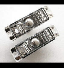 VW Golf Jetta MK1 MK2 1 2 Small Bumper Clear Euro Turn Signal Side Marker Lights