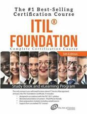 Itil (R) Foundation Complete Certification Kit - Study Book and Elearning Pro...