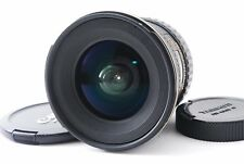 Tokina AT-X Pro SD 12-24mm f/4 DX Wide Angle lens for Nikon Near Mint from Japan
