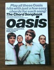 OASIS CHORD SONGBOOK Guitar + Vocal Greatest Hits 17 Songs