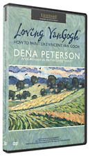 Dena Peterson: How To Paint Like Vincent Van Gogh - Art Instruction DVD