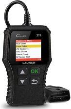 OBD2 Scanner CR319 Code Reader,Universal Automotive Engine Light Check Scan Tool