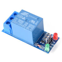 5V 1 Channel Relay Board Module Optocoupler LED For Arduino PIC ARM AVR lA IJ