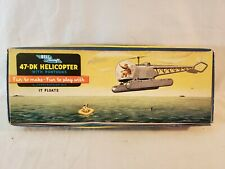 Rare Original 1950's Issue Swader Bell 47-Dk Helicopter Box Only No Reserve