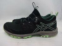 Asics Gel Fujirado Boa Phantom Womens Size 10 Green Black Running Sneaker Shoes