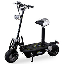 Trottinette électrique Scooter eflux Freeride 1000 W E-Scooter Roller Scooter noir