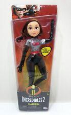 "The Incredibles 2 Elastigirl Action Figure 11"" - Free Shipping"
