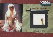 R9 Costume Material worn by Callisto from Xena Season 6 by Rittenhouse