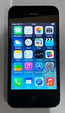 Apple iPhone 4s - 16GB-Negro SIM Libre A1332 (cdma + gsm) MD693B/A Gratis P&P