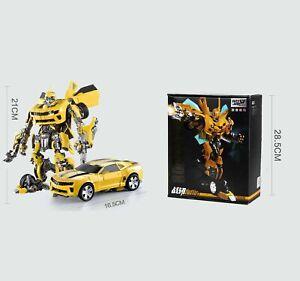 Transformers M03 WEIJIANG WJ Battle Hornet Bumblebee Action Figure Robots Gift