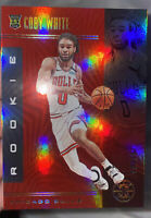 Coby White 2019-20 IllusIons Rookie Card Red SP 99/99!!Bulls  poss psa 10 🔥