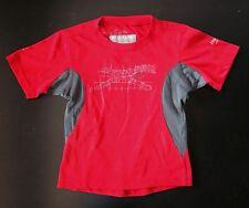 Regatta Outdoor T Shirt Rot Gr. 3-4Jahre