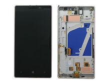 Genuine Nokia LUMIA 930 Silver LCD Screen & Digitizer - 00812K8