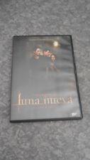DVD *LA SAGA CREPUSCULO:LUNA NUEVA (TWILIGHT 2)