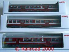 Märklin 29352 Nahverkehrswagen Set, M2 der Belgischen Staatsbahnen,SNCB/NMBS,NEU