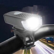 Bike Lights Front and Back Super Bright USB Rechargeable Waterproof Headlamp Set