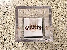 San Francisco Giants Custom World Series Championship Ring Display Case Must See