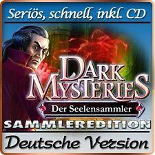 Dark Mysteries - Der Seelensammler - SAMMLEREDITION - PC-Spiel - Wimmelbildspiel