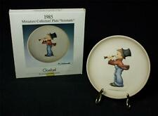 Vintage Hummel Little Music Makers Miniature Collector Plate - Serenade