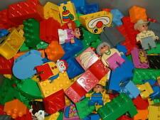 LEGO DUPLO - STARTERSET - 50 Teile - Bausteine + Sondersteine + Figur + Tier