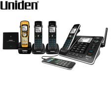 Uniden XDECT 8355+3WPR Integrated Bluetooth Digital Cordless Phone System