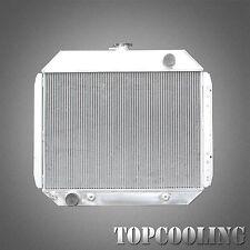 3 Row Aluminum Radiator Fit Ford  F100 F250 F350 F-Series Truck Bronco V8 68-82