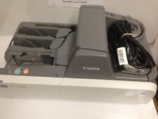 Canon Image Formula CR-135i Check Reader scanner PN:111071