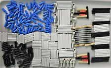 300 Lego Technic Axles Pin Connector Parts