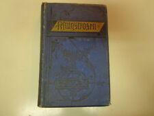 Pfingstrosen or Pentecost Roses by Karl Gerok 1883 German Religious Poetry