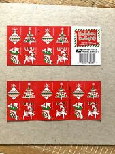 FOREVER STAMPS U.S.POSTAGE Full Stamp Sheet Book of 20 MNH HOLIDAY DELIGHTS