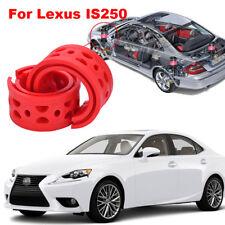 For Lexus IS250 Shock Absorber Spring Bumper Power Cushion Buffer 2pcs Car Front