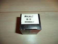 MC GILL GR16 GUIDEROL NEEDLE BEARING NEW IN BOX FREE SHIPPING GR-16