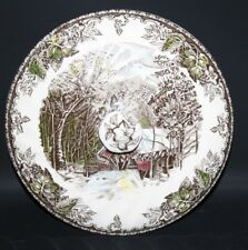 Johnson Brothers - Friendly Village - Covered Bridge - Tureen Lid - vgc