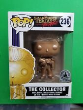 Disney Parks Exclusive The Collector Guardians Of The Galaxy Gold Pop