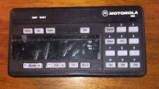 Motorola Astro Spectra Systems 9000 Control Head New Old Stock No Box
