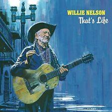 WILLIE NELSON - THAT'S LIFE [CD] Sent Sameday*