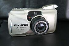 Olympus  mju II zoom 80 Cámara compacta óptica 38-80mm