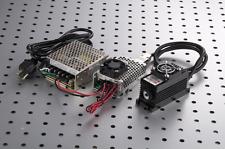 1064nm 1200mw 1.2w IR Infrared Dot Laser Module Analog or TTL TEC CoolingNew