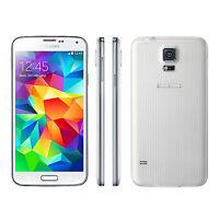 Unlocked Samsung G900P Galaxy S5 16GB 16MP 4G LTE  Smart Phone (Shimmery White)