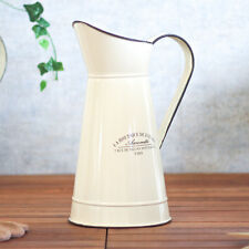 French Country Cream Pitcher Jug Vase by Dibor
