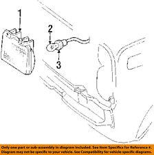 GM OEM-Parking Light Left 5975227