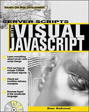 Server Scripts With Visual Javascript (Hands-on Web Development) by Rahmel, Dan