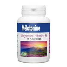 Nouvelle annonce Mélatonine 1MG avec magnesium 60 Comprimés