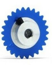 Slot.it SIGA1526-PL Gear, 26T, Flat-6 Anglewinder 15mm Plastic spare parts, 1/pc