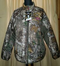 NWT Realtree Insulated Camouflage Jacket Ladies Size 2XL
